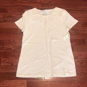 Talbots short sleeve shirt